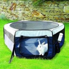 Trixie Outdoor Run - Kültéri kifutó nyulak részére (Ø130x55cm) kisállatfelszerelés
