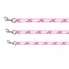 Trixie Póráz M-L Modern Art Rose Heart trx15898