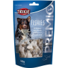 Trixie Premio Fishies mit Weißfisch 100g