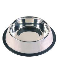 Trixie Tál fém gumiperemes 1.75l/20cm kutyatál