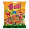 Trolli Wurrli neongiliszta alakú gyümölcs ízű gumicukor 100 g