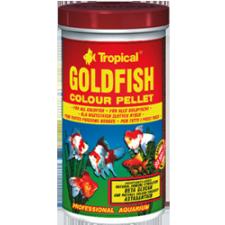 Tropical Goldfish Color Pellet - színfokozó, granulátum táp aranyhalak és fiatal koi-k számára 100ml/30g haleledel
