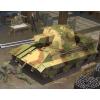 TRUMPETER German E-50 Flakpanzer makett Trumpeter 01537