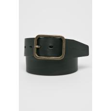 Trussardi Jeans - Bőr öv - fekete - 1330362-fekete
