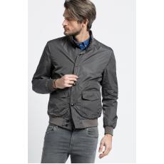 Trussardi Jeans - Rövid kifordítható kabát - szürke