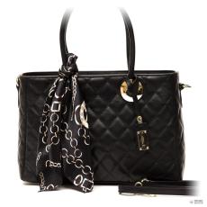 Trussardi kézi táska D66TRC1003 Cortanze fekete Trussardi kézi táska D66TRC1003 Cortanze fekete női fekete