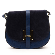 Trussardi kézi táska D66TRC1023 Roatto Blu Trussardi kézi táska D66TRC1023 Roatto Blu női kék