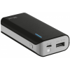 Trust 21635 Primo Powerbank 5200 Portable Charger fekete