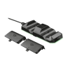 Trust GXT 237 Duo Charge Dock suitable for Xbox One