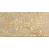 TUBADZINcsempékpadlólapok Tubadzin Lavish Brown 22,3x44,8 Dekor csempe