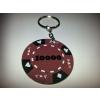 Tuin Póker medál 48 db barna/rózsaszín