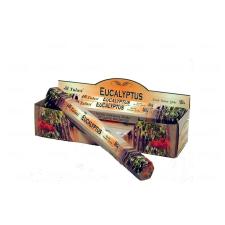 TULASI FÜSTÖLŐ EUCALYPTUS 6DB füstölő