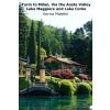 Turin to Milan, via the Aosta Valley, Lake Maggiore and Lake Como - Enrico Massetti