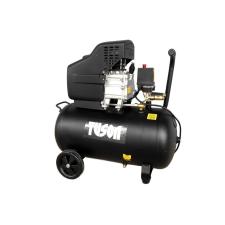 TUSON - olaj kompresszor 1,5kW; 2,0HP; 50l barkácsolás, csiszolás, rögzítés