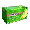 TWININGS citrom ízű 25x1,6g filteres zöld tea