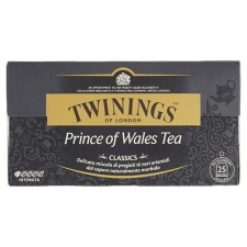 "TWININGS Fekete tea, 25x2 g, , ""Prince of Wales"" tea"