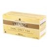 """TWININGS Fekete tea, 25x2 g, TWININGS """"Earl grey"""""""