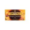 TWININGS Fekete Tea narancs-fahéj 25 filter