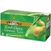 TWININGS Zöld tea Earl Grey 25 filter