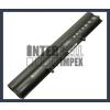 U36 Series 4400 mAh 8 cella fekete notebook/laptop akku/akkumulátor utángyártott