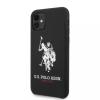 U.S. Polo tok fekete (USHCN61SLHRBK) Apple iPhone 11 készülékhez