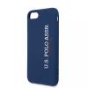 U.S. Polo tok kék (USHCI8SLLBV2) Apple iPhone 7/8/SE (2020) készülékhez