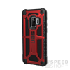 UAG Monarch Samsung G960 Galaxy S9 hátlap tok, Crimson