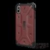 UAG Pathfinder Apple iPhone Xs Max hátlap tok, Carmine