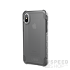 UAG Plyo Apple iPhone X hátlap tok, Ash