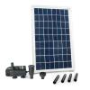 Ubbink 1351181 SolarMax 600 Napelem és pompa szett