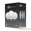 Ubiquiti UniFi Access Point LR 2.4 GHz, 802.11b/g/n, 300 Mbps, 28 dBm, 24V PoE, beltéri, 3db/szett