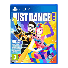 Ubisoft Just Dance 2016 (PS4) videójáték