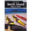 Új-Zéland: North Island Touring Atlas & Guide - Hema