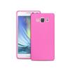 Ultra Slim Samsung Galaxy A510 A5 (2016) Ultra Slim 0.3 mm szilikon hátlap tok, rózsaszín