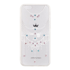 ultra vékony DESIGN szilikon tok Samsung G950 Galaxy S8 - Art White 01