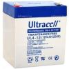 Ultracell AU-12040 12V4Ah akkumulátor