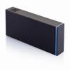 Ultravékony Bluetooth hangszóró, fekete