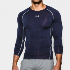 Under Armour kompressziós póló HG Armour LS Navy XL