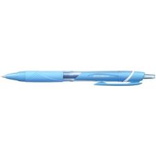 """UNI Golyóstoll, 0,35 mm, nyomógombos, UNI """"SXN-150C Jetstream"""", világoskék toll"""