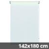 UNI Trend vászon roló, fehér, ablakra: 142x180 cm