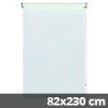 UNI Trend vászon roló, fehér, ajtóra: 82x230 cm