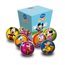 Unice Disney Mickey egér Clubhouse labda, 6 cm játéklabda