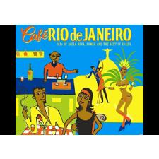 UNIONSQUARE Különböző előadók - Café Rio De Janeiro (Cd) jazz