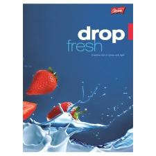 """UNIPAP Füzet, tűzött, A4, sima, 32 lap, UNIPAP """"Fresh Fruit"""" füzet"""