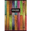 """UNIPAP Spirálfüzet, A4, vonalas, 80 lap, UNIPAP """"Color"""""""