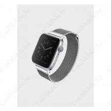 Uniq Dante Apple Watch 42/44mm fém szíj, ezüst óraszíj