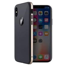 Uniq Valencia Tiszta védőtok iPhone XS Max arany tok és táska