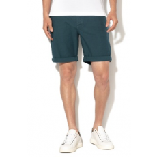 United Colors of Benetton , Chino bermuda nadrág, Perzsazöld, 50 (4YG759408-80U-50)