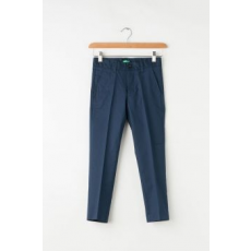 United Colors of Benetton , Chino nadrág, Tengerészkék, 120 CM Standard (4SR3555Z0-13C-S)