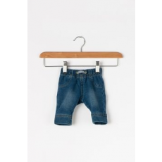 United Colors of Benetton , Macimintás jeggings, Kék, 6-9M Standard (4BAY555XE-901-68)